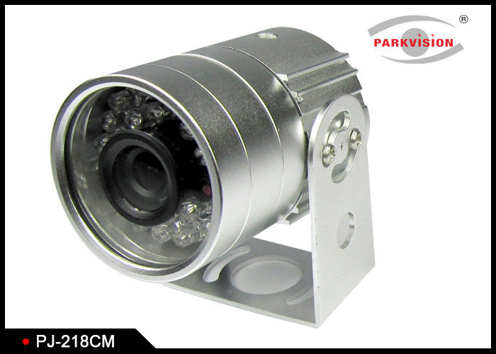 Bus / Truck CCD Led Reverse Camera , Automobile Rear View Camera Systems